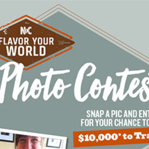 Win $10,000 To Travel The World - Ends July 15th