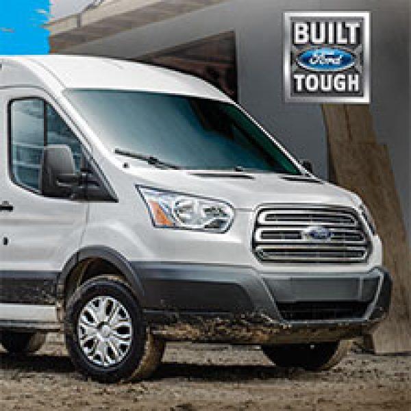 Win A 2017 Ford Transit Van W/ Tools