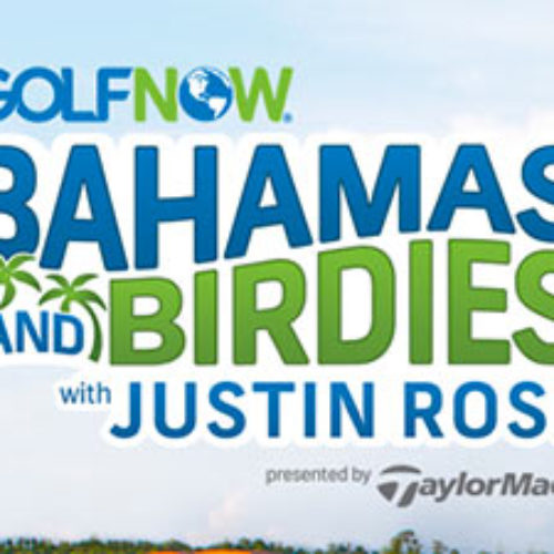 Win A Golf Trip To The Bahamas + Justin Rose