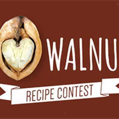 I Heart Walnuts Recipe Contest