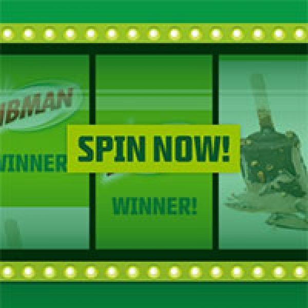 Libman Embrace Life's Messes Instant Win