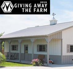 Win A Morton Building & More