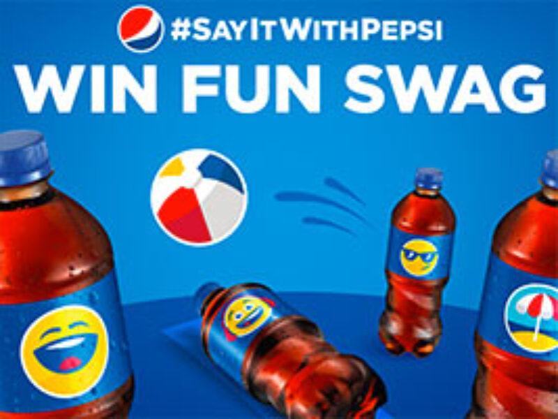 Win PepsiMoji Gear