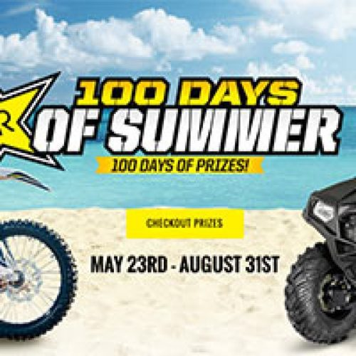 Rockstar: 100 Days Of Summer Giveaway