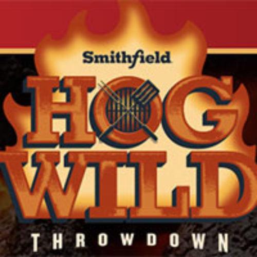 Hog Wild Throwdown Recipe Contest and Sweepstakes