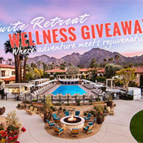 Win A Spa Trip to Santa Rosa