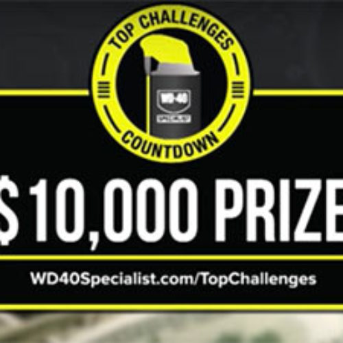 WD-40: Win $10,000 Cash