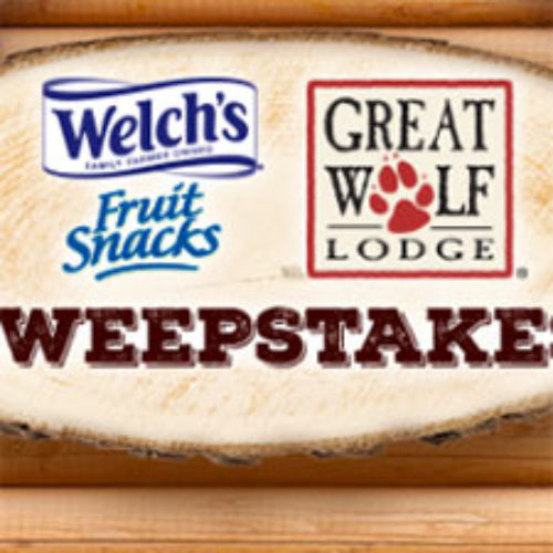 Great Wolf Lodge Sweepstakes