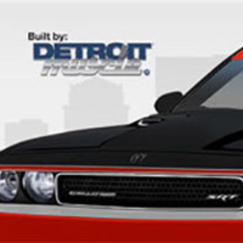 detroit muscle challenger 500x500 c - Win The Power Stop Challenger Sweepstakes 2016