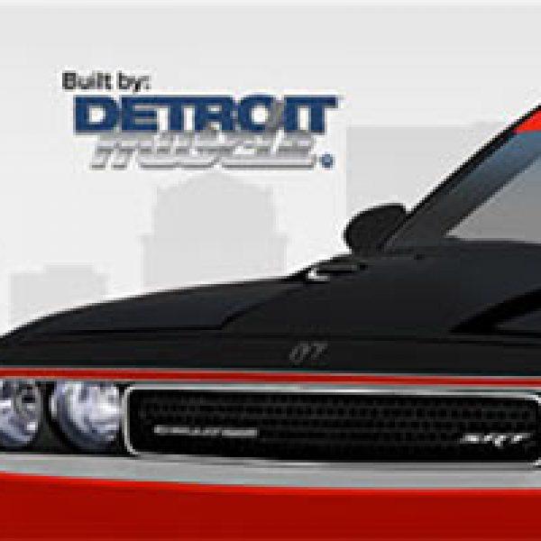 Win A Custom Dodge Challenger