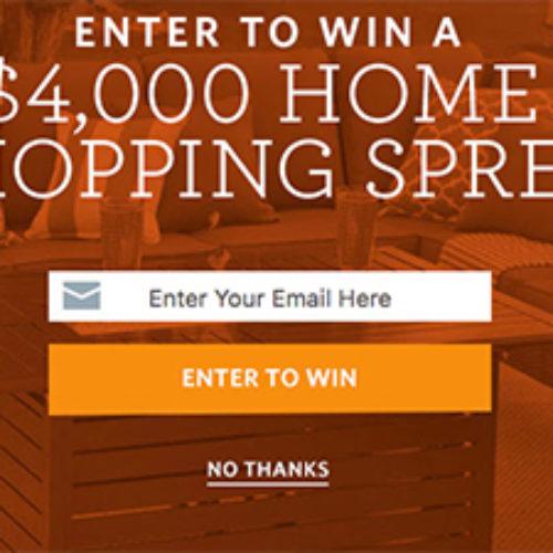 Win A $4K Hayneedle Shopping Spree