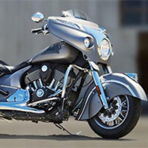 Win An Indian Chieftan Motocycle