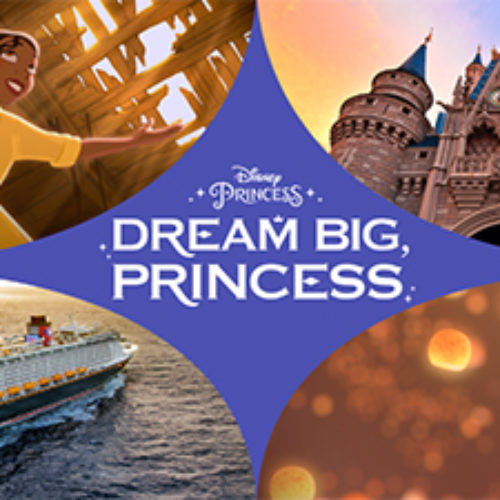 Win A Disney Land & Sea Adventure