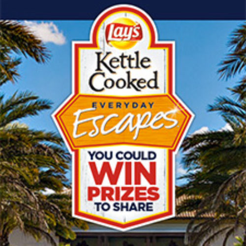 Lay's: Win a Luxury Escape
