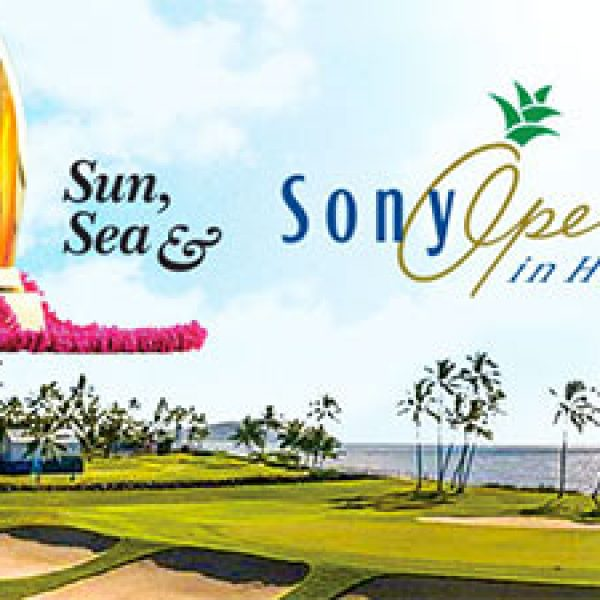 Win A Trip To The Sony Open In Hawaii