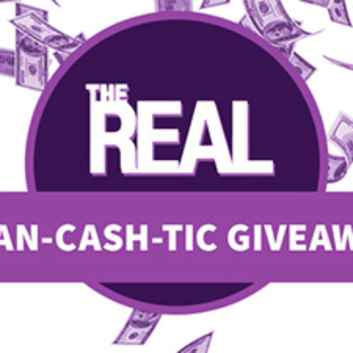 The Real: Win $10,000