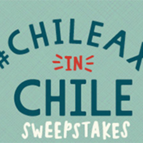 Win A Trip To Chile & Wine Tasting
