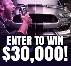 BYG & Ford: Win $30,000