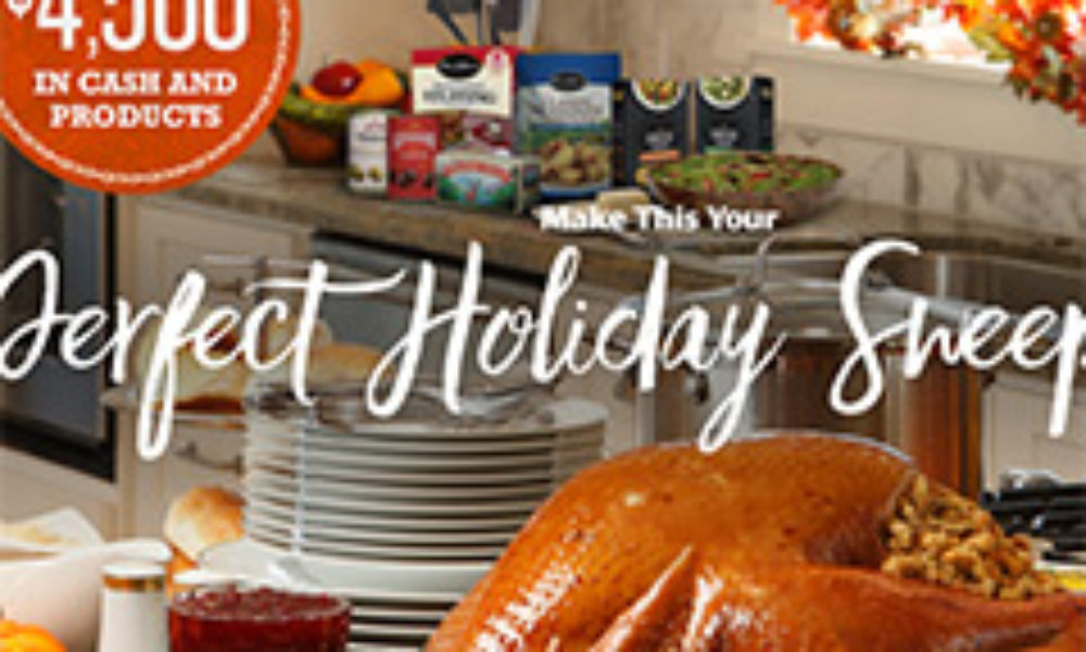 Mrs. Cubbinson's: Win a Holiday Prize Pack