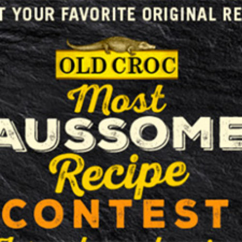 Old Croc: Win $1,000, $500 or $300