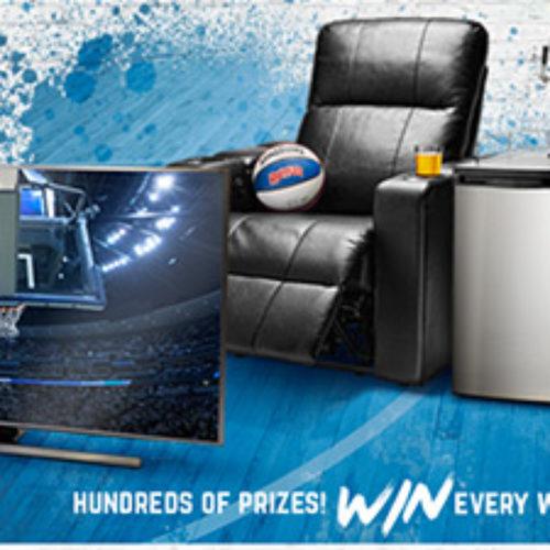 """Win a 65"""" Samsung TV & More"""