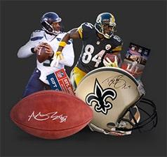 Win a Super Bowl Trip & NFL Memorabilia