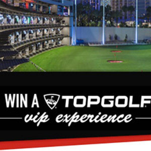 Win a TopGolf VIP Experience