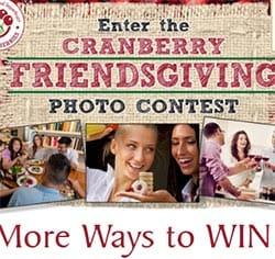 Cranberry Friends: Win $500