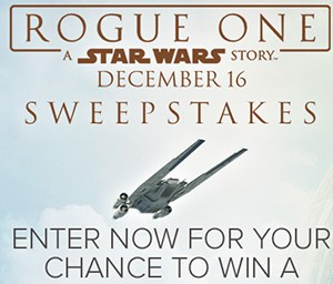 Win a Star Wars U-Wing Model