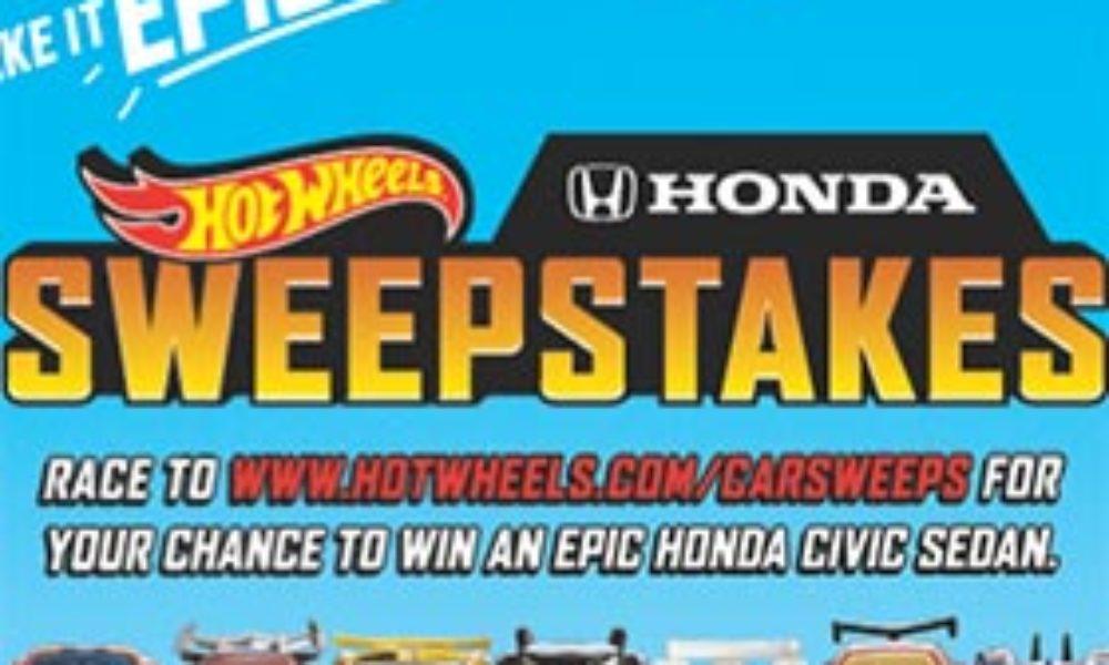 Win a Honda Civic LXCVT