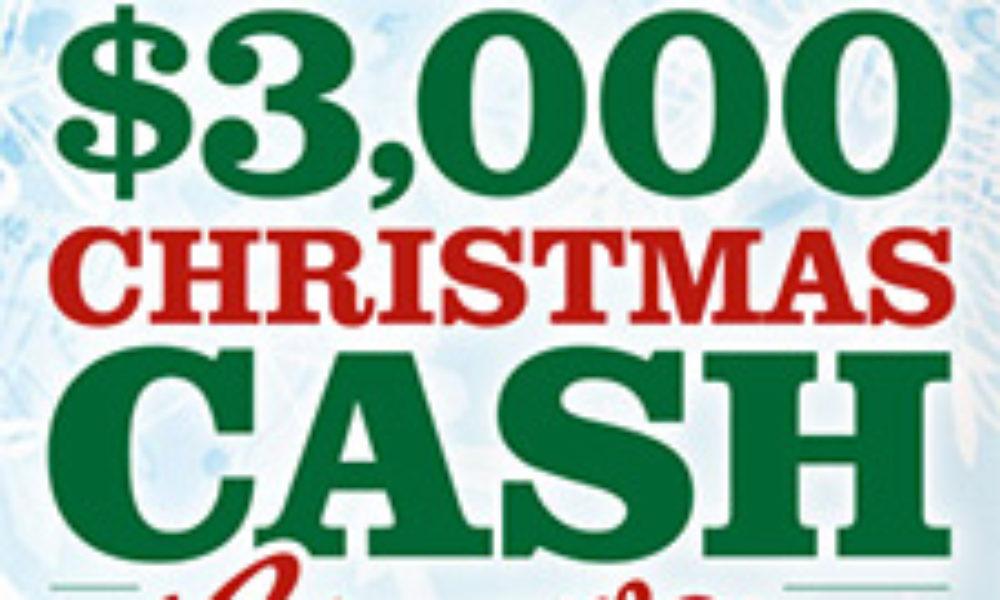 Lee's Chicken: Win $3,000 Christmas Cash