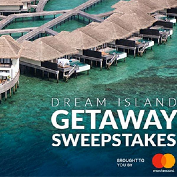 Win an Island Getaway for Two
