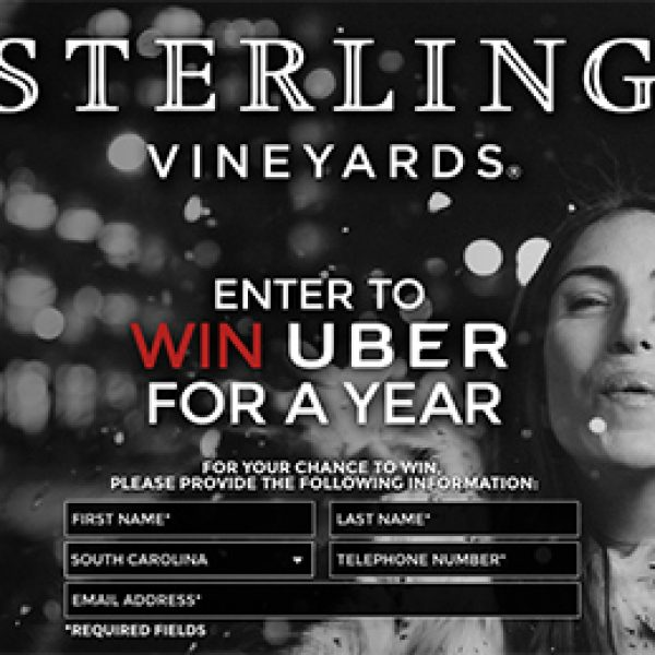 Win Uber for a Year