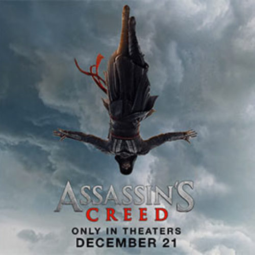 Win an Assasin's Creed Movie Experience