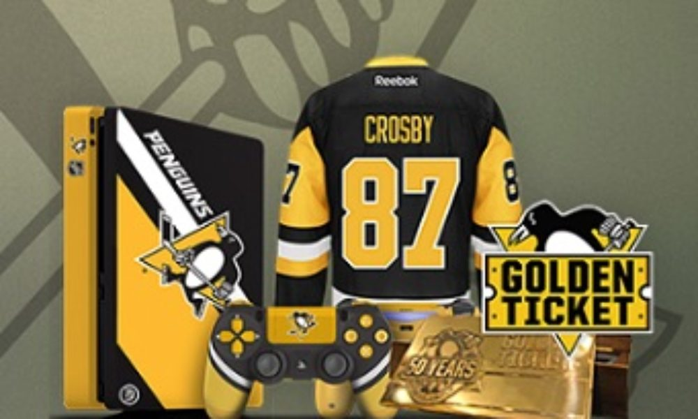Win an EA Sports Penguins Prize Pack