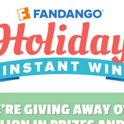 Win Fandango Gift Cards, Movie Tickets & More