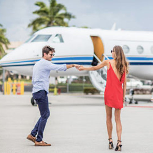 Win a One-Year Private Jet Membership & More