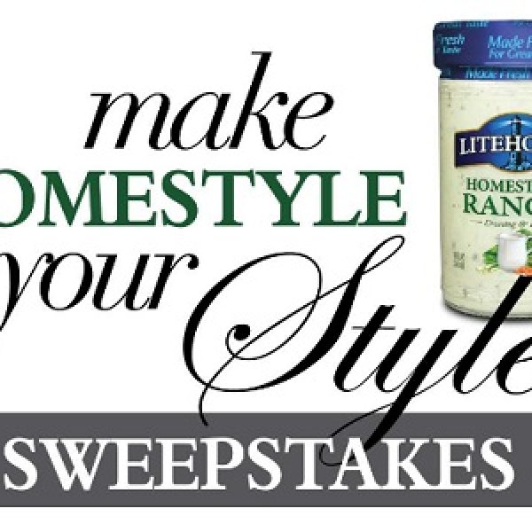 Win an $500 to Style Your Home