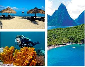 Win a Luxury St. Lucia Retreat
