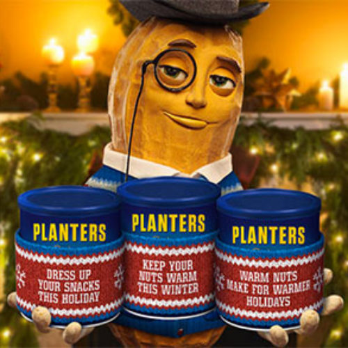 Win 1 of 3,000 Holiday Snack Sweaters