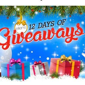 Win Ellen's 12 Days Prizes