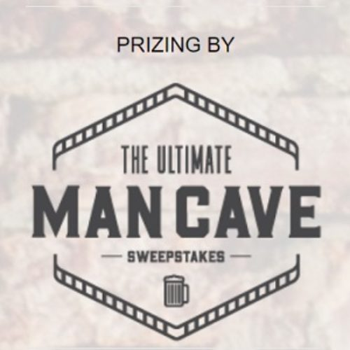 Win a Man Cave Prize Package