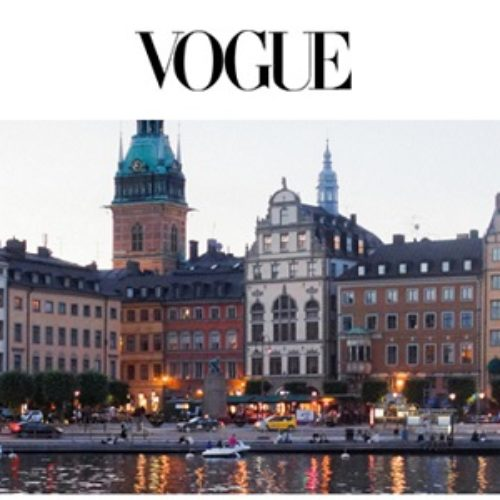 Win a Trip to Fashion Week Stockholm