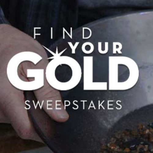Win 1 of 15 Gold Nuggets