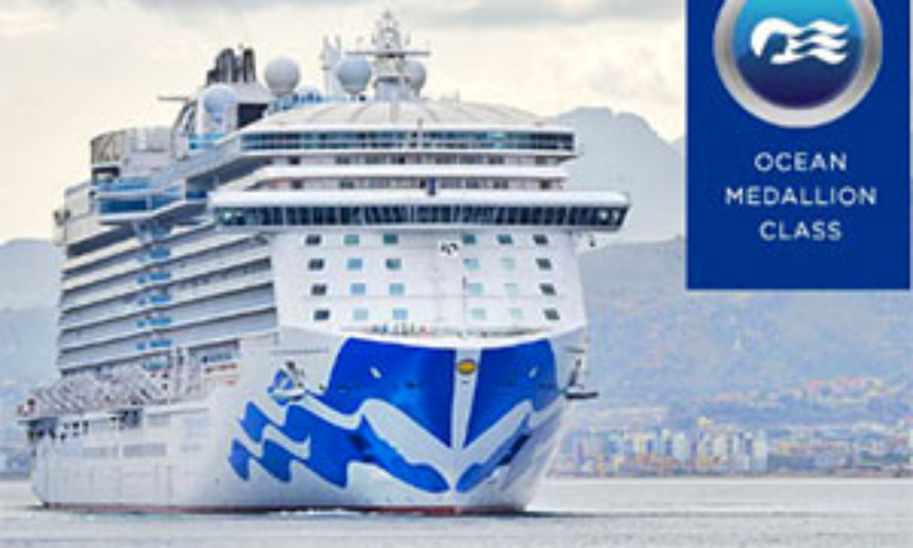 Win a Cruise on Regal Princess