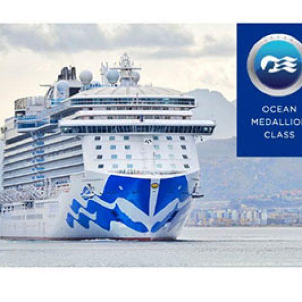 Win a Cruise on Regal Princess