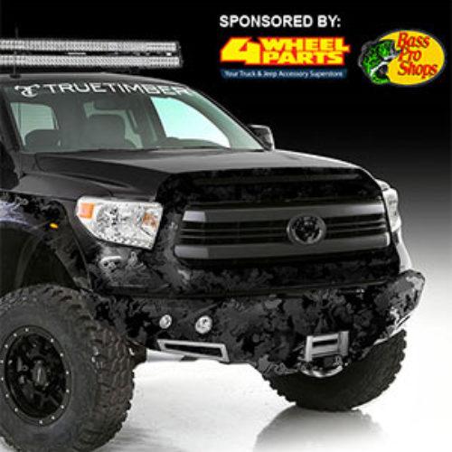 Win the Ultimate Sportsman Toyota Tundra