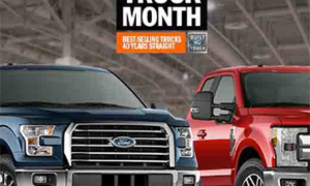 Win $30k for a Ford Vehicle