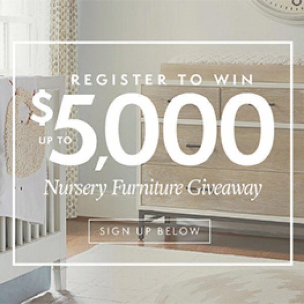 High Quality Win $5k In Nursery Furniture