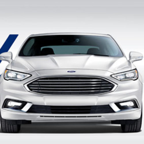 Win Your Choice of Ford Vehicles